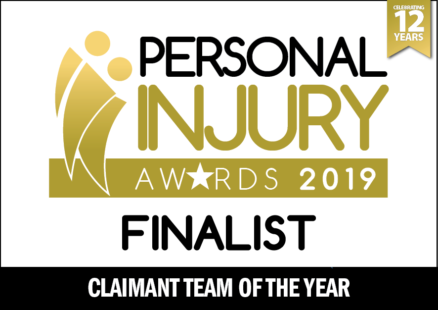PIA 2019 Shortlist Claimnt Team