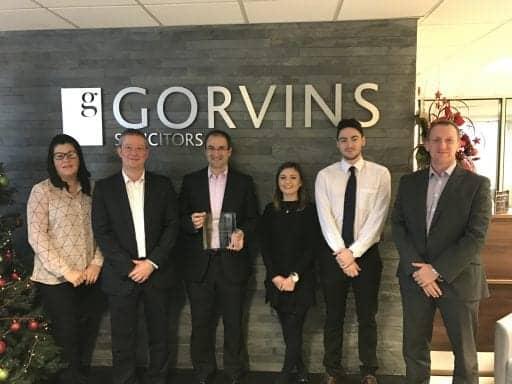 Gorvins   Young Stars Awards   Employer   Stockport   SMBC