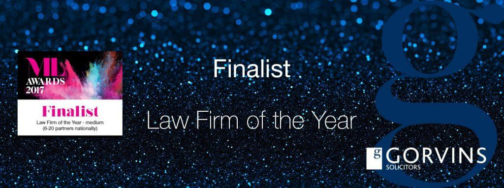 law firm ofthe year